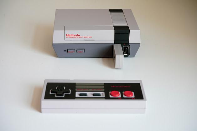 Nintendo-NES-Mini