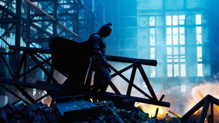 Fotografia de Batman O Cavaleiro das Trevas