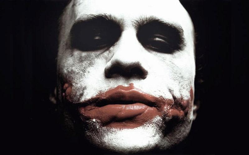 Primeira imagem do Coringa de Heath Ledger