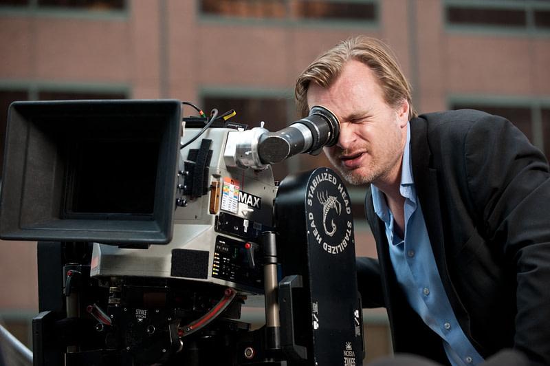 Christopher Nolan em Batman:The Dark Knight