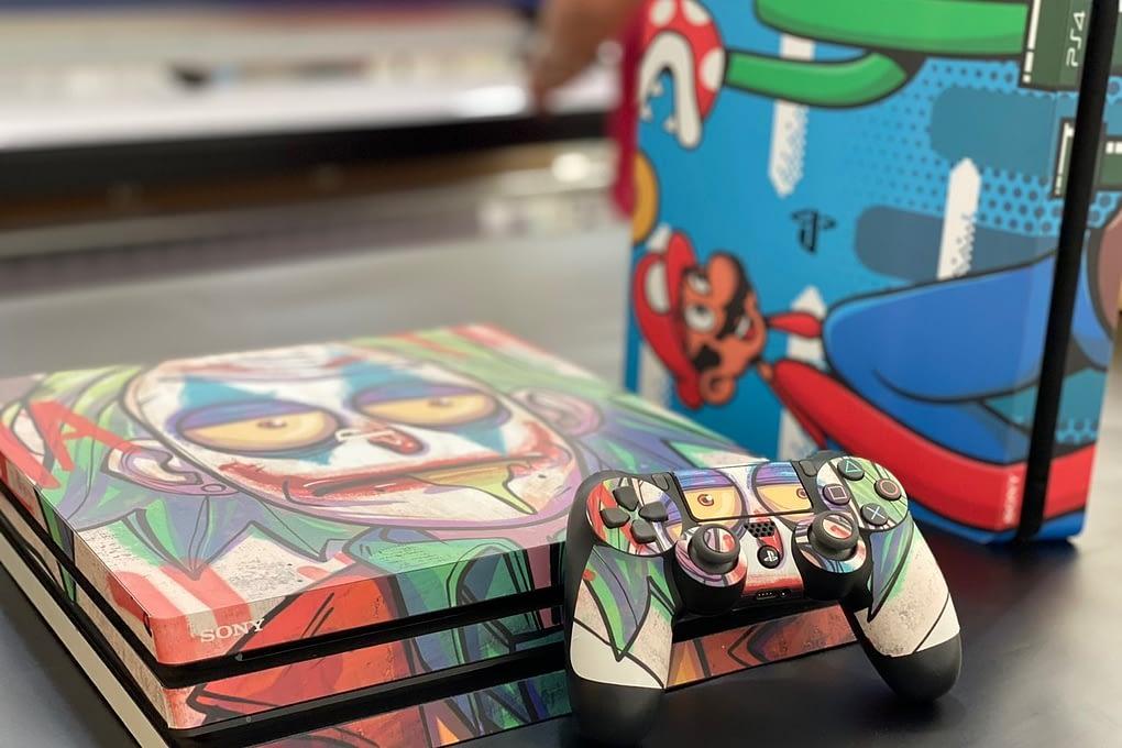 História do Playstation