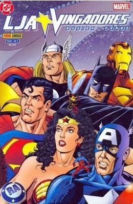 Liga da Justaiça e Vingadores
