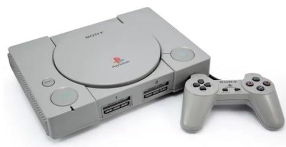 História Playstation 1